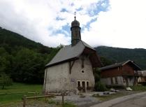 La chapelle du hameau des Vallons (1636)