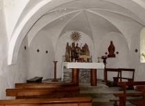 La chapelle du Molliet